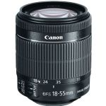 Canon EFS 18-55mm f/3.5-5.6 IS STM Lens