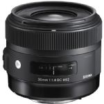 Sigma 30mm f/1.4 DC HSM Lens for Pentax
