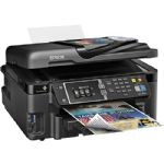 Epson - WorkForce WF-3620 Wireless All-In-One Printer